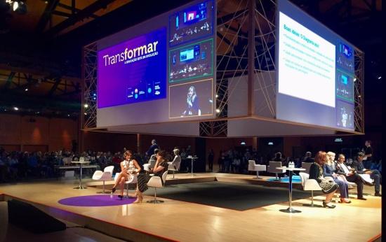 As discussões do Transformar 2017 aconteceram em palcos simultâneos