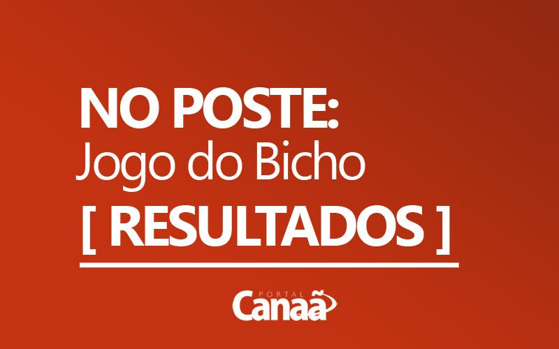 39dc0a24906d1 DEU No Poste: Resultado do Jogo do Bicho de hoje, Domingo, 14/04/2019 na  internet