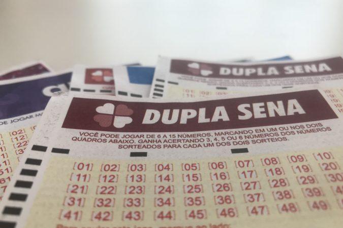 Dupla Sena Foto: Seny Lima / Portal Canaã