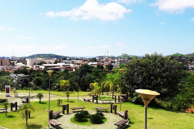 Praça da Prefeitura de Parauapebas / Imagem: Jorge Clésio
