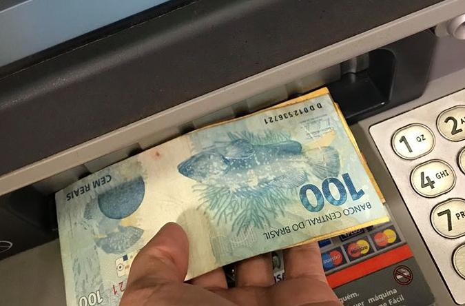 Dinheiro Foto: Seny Lima / Portal Canaã