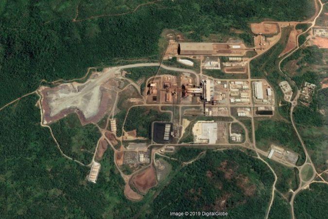 Projeto Onça Puma / Imagem: Google Earth