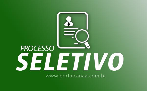 Processo Seletivo / Arte: Portal Canaã