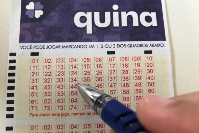 Resultado Quina Foto: Seny Lima / Portal Canaã