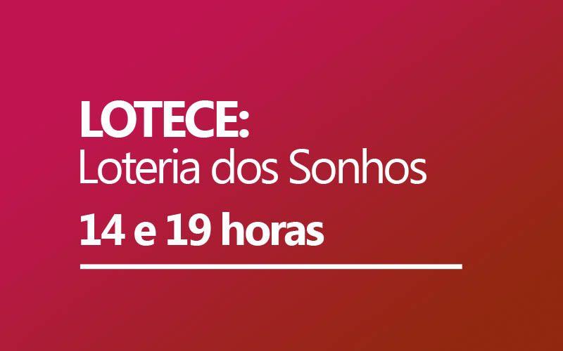 27c7cbbf26570 Resultado da (LOTECE-CEARA 19h ) do Jogo do Bicho de hoje, sábado, 06/04/2019.  Lotece Arte: Portal Canaã