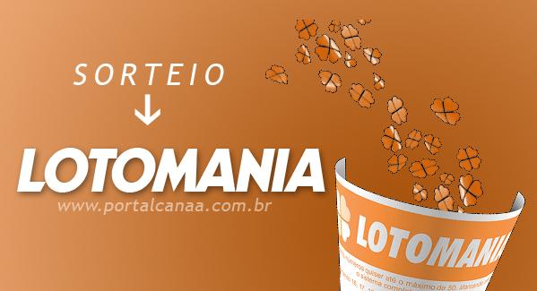 Sorteio da Lotomania / Arte: Portal Canaã
