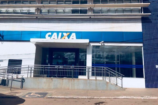 Caixa Econômica Federal Foto: Seny Lima / Portal Canaã