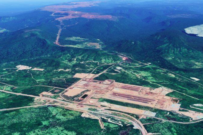 Área de Produção do S11D - Foto: Google Earth / Confecção Portal Canaã