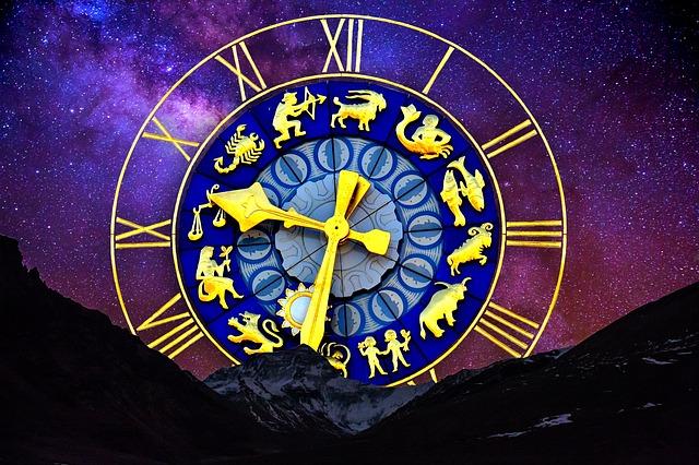 Mapa Astral - Horóscopo - Foto: Pixabay