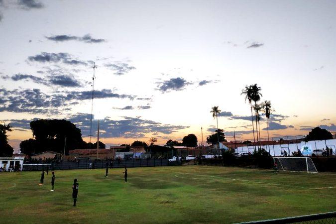 Estádio Benezão - Canaã dos Carajás   Foto: Jorge Clésio