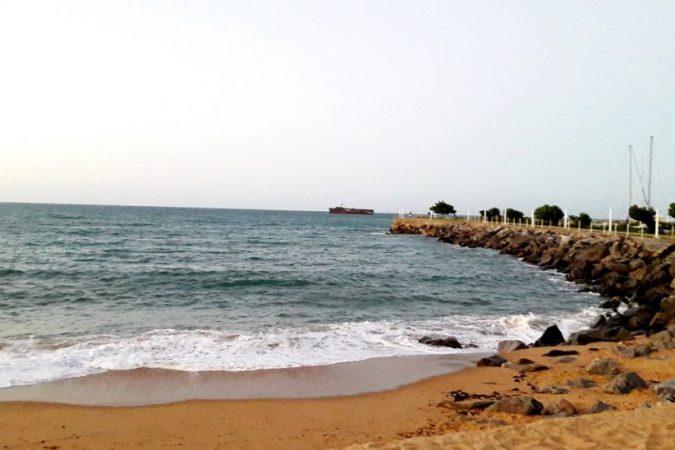 Praia de Iracema - Fortaleza Ceará / Foto: Jorge Clésio