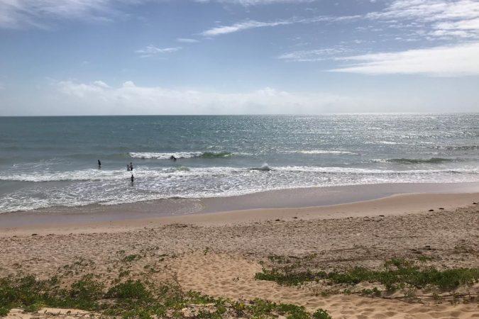 Praia Foto: Seny Lima