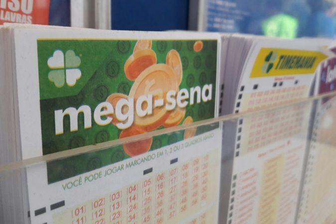 Mega-Sena Foto: Portal Canaã