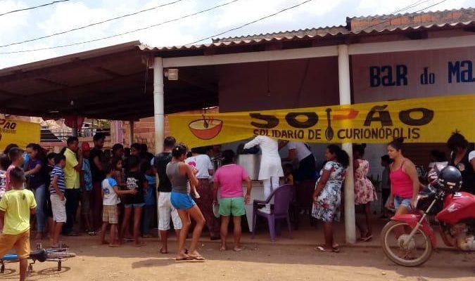 Foto: Divulgação / Sopão Solidário