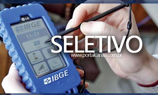 IBGE SEletivo