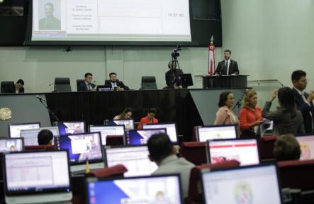 Foto: Divulgação Assembleia Legislativa do Pará (Alepa).