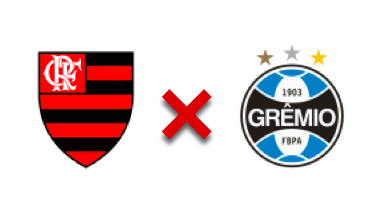 Flamengo x Grêmio Arte: Portal Canaã