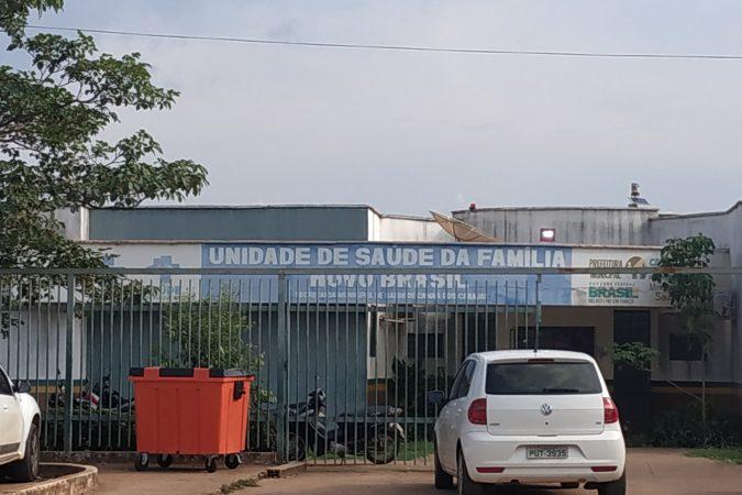 Unidade de Saúde do Novo Brasil