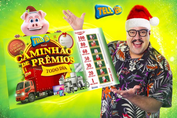 Foto: Tele Sena (telesena.com.br)