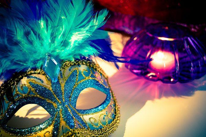 Máscara de Carnaval / PixaBay