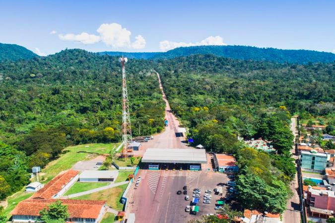 Estrada de Carajás Foto: Ricardo Teles