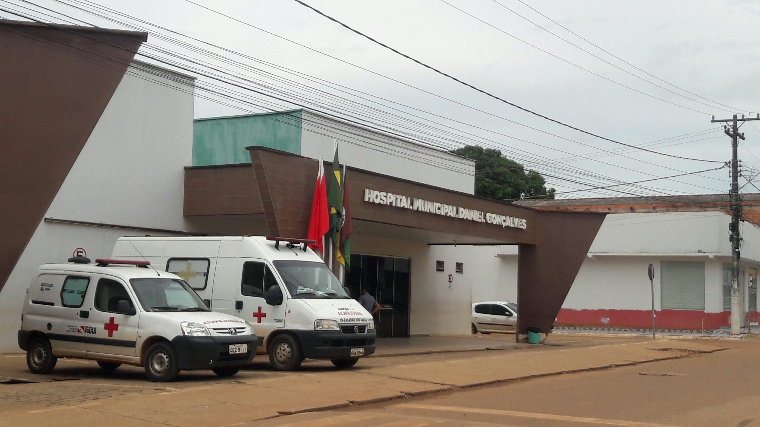 Hospital Municipal de Canaã dos Carajás / Foto: Jorge Clésio