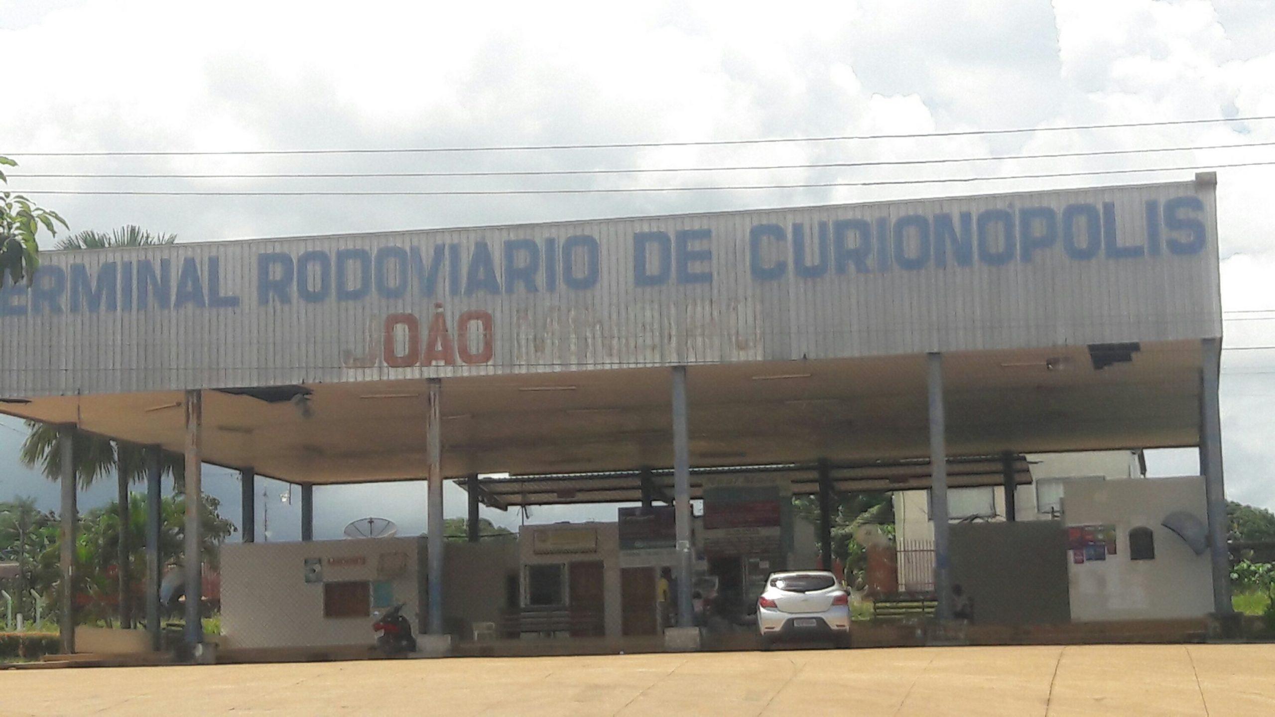 Terminal Rodoviário de Curionópolis / Foto: Jorge Clésio
