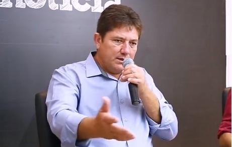 Secretário de Desenvolvimento Econômico Jurandir José / Foto: Reprodução